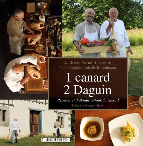 S 39 offrir le livre 1 canard 2 daguin ditions sud - Editions sud ouest cuisine ...