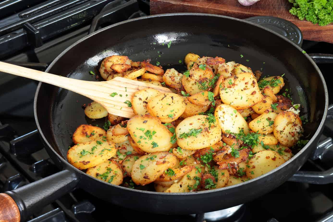 Pommes de terre à la sarladaise - SoToven