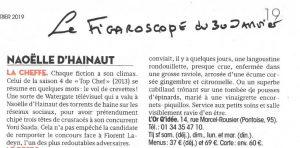 Figaroscope janvier 2019